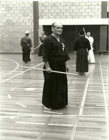 Ishido Sadataro sensei